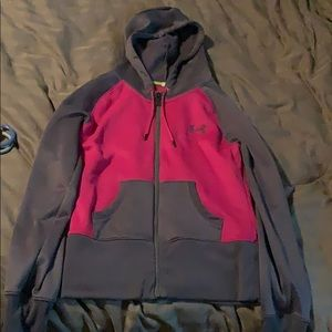 Under armor athletic jacket